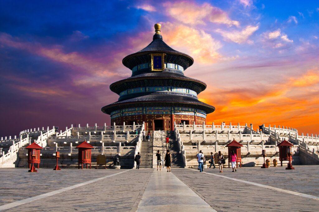 Groepsreizen naar China