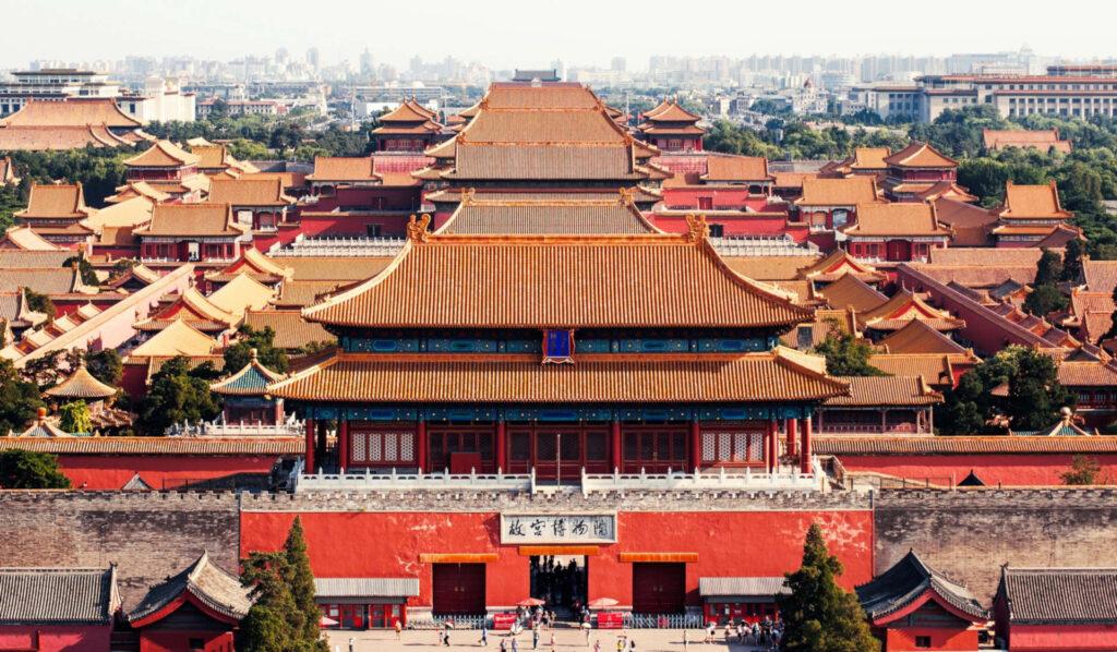 Pakket en groepsreizen naar China