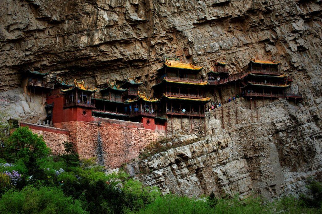 Pakketreizen naar China