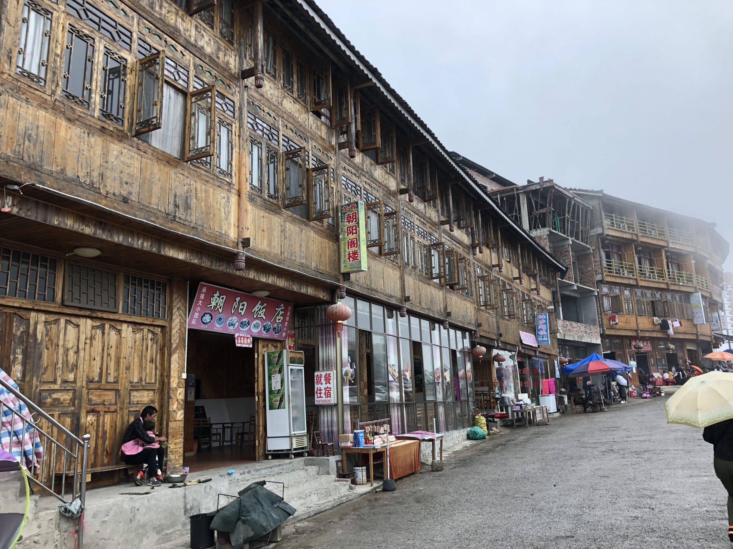 Groeps en jongeren reizen naar China